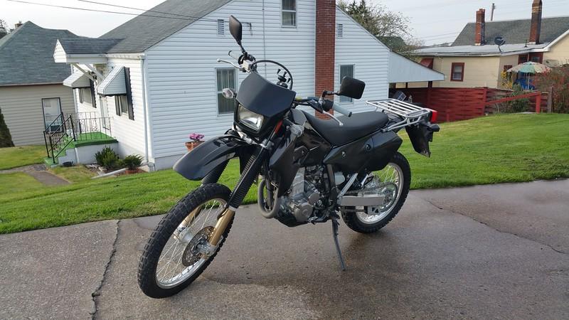 drz400 vs klx250 regrets | Adventure Rider
